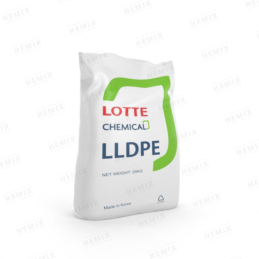 Линейный полиэтилен высокого давления LLDPE/ЛПЭНП Lotte Chemical UT404