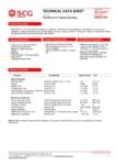 Ротационный линейный полиэтилен LLDPE/ЛПЭНП  SCG Chemical M9001RWP