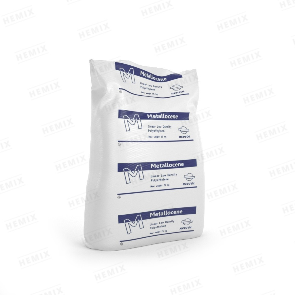 Металлоценовый полиэтилен высокого давления линейный MLLDPE/МЛПЭНП REPSOL RESISTEX 1810F