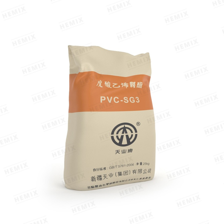 Поливинилхлорид PVC/ПВХ Суспензионный XINJIANG TIANYE SG3