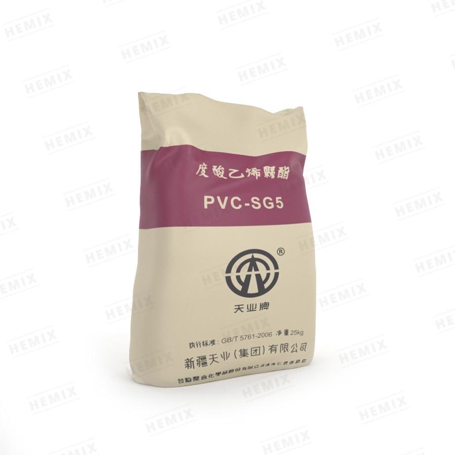 Поливинилхлорид PVC/ПВХ Суспензионный XINJIANG TIANYE SG5
