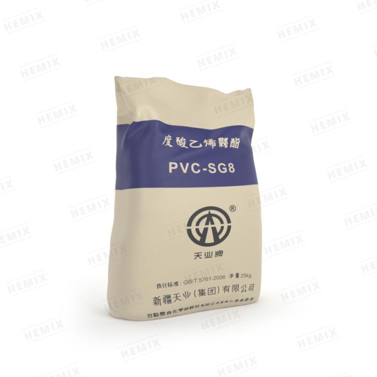 Поливинилхлорид PVC/ПВХ Суспензионный XINJIANG TIANYE SG8
